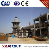 Horno Rotatorio Xkj para Producción de Carbono Activado con Aprobación ISO