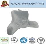 Cuscino di base molle eccellente del cuneo della lettura della parte posteriore della peluche