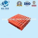 High Manganese Steel Jaw Plate/Crusher saves part