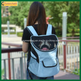 Fora Dog Cat Travel Backpack Shoulder Tote Pet Carrier Bag (TP-PBC003)