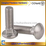 /Round-quadratische Stutzen-Hauptschraube der Wagen-Schraube/Pilz-der quadratischen Stutzen-Schraube