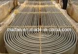 Les tubes dépliés par U d'échangeur de chaleur d'acier inoxydable de l'offre la plus inférieure