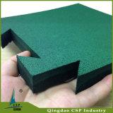 Циновка резины блокировки точной конструкции напольная