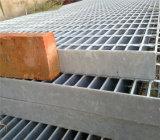 O MERGULHO quente galvanizou o Grating de aço para a tampa da trincheira