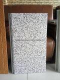 Los paneles grabados del metal para el exterior del edificio y el exterior del chalet