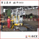 기계로 가공을%s 높은 단단함 CNC 선반 2 CNC 시스템 (CK61160)를 가진 무거운 실린더