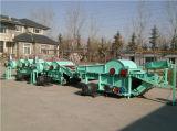 Máquina superventas del reciclaje inútil de la materia textil Qtj600+Qtj250*6