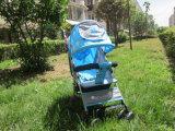 Beweglicher Baby Spaziergänger, Foldable Baby Buggy, Baby Pram für Children Lie und Sit