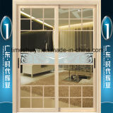 Portes coulissantes en aluminium de constructeur de marque de la Chine Top10