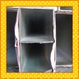 6061 T6 de Vierkante Pijp van het Aluminium