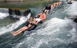 Wasser-Sport-Butylkautschuk-aufblasbarer Spielzeug-Schwimmen-Ring