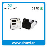 Новый заряжатель автомобиля USB прибытия 2016 - электронное устройство - двойной с очистителем воздуха