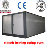 Heating elétrico Curing Oven para Electrostatic Powder Coating