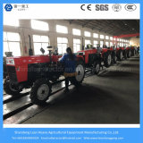 Gear Drive Multi Purpose Farm / Agricultural / Compact / Mini / Farm / Narrow / Garden Tractor com calha / arado / Mower / Snow Pusher