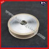 Стеклянные колеса диаманта выпушки/трапецоидальное колесо края для машины CNC