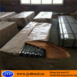 Los materiales de construcción de la alta calidad galvanizaron la placa de acero