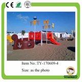 De openlucht Apparatuur van de Speelplaats, de Apparatuur van de Speelplaats, De Speelplaats van het Pretpark Sement