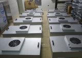 ステンレス鋼のクリーンルームのファンフィルターユニットFFU