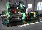 Xkj-480 öffnen Gummimischmaschine-Raffinierungs-Maschine