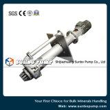 Sunbo Marineklärschlamm-Einleitung-Pumpe/vertikale Sumpf-Pumpen-Schlamm-Pumpe