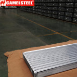 Strato d'acciaio rivestito del tetto di colore per materiale da costruzione