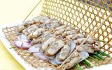 Cuisson de la machine pour des mollusques et crustacés