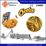 Cheetos Nik Naks Kurkure機械加工ライン