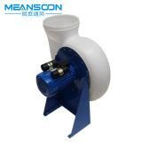 Воздуходувка PP пластмассы клобука перегара анти- въедливая радиальная