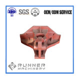 De Delen die van de Auto van het Afgietsel van de matrijs CNC huisvesten die de AutoDelen van Toebehoren machinaal bewerken