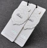 Modifiche bianche di carta riciclate di caduta della guarnizione per carda