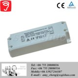 voltaje completo externo 30-40W ningún programa piloto del parpadeo LED con el Ce TUV