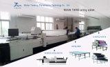 Máquina que corta con tintas de las capas de la tela no tejida caliente multi de las ventas