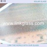 glace Tempered de 4.0mm pour le capteur solaire