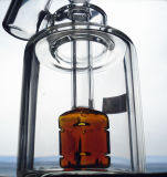 Forma de la libertad de agua de vidrio tubería de cachimba con precio de ganga