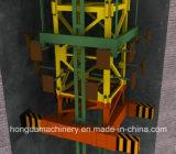 guindaste de torre de escalada interno de 3 a 25 toneladas