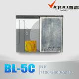 Батарея BL-4CT мобильного телефона целесообразная для Nokia