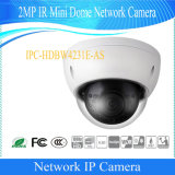 Mini cámara del IP de la red de la bóveda de Dahua 2MP IR (IPC-HDBW4231E-AS)