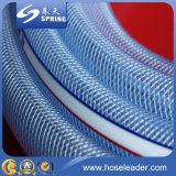 Boyau de jardin renforcé par PVC flexible avec la qualité garantie