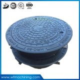 Soem-Sand-Eisen-Gussteil Qt500-7 duktiles/Graueisen-Einsteigeloch-Deckel