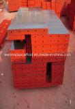 Panneau d'acier de forme en métal de coffrage dalle en de béton de construction