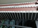 최신 45 도 둥근 홈 유리제 Arris 테두리 기계
