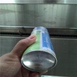 Machine complètement automatique d'emballage en papier rétrécissable de bouteille de jet d'aérosol de contrôle de moteur servo