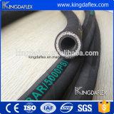 Mangueira hidráulica SAE100 R9 da espiral de alta pressão do fio de aço