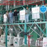 エチオピアのための50tムギの製粉機械