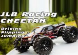 тележка изверга 4WD безщеточная RTR электрическая RC