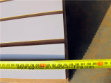 Placa entalhada do MDF do painel de parede melamina Multi-Colored para a prateleira de indicador