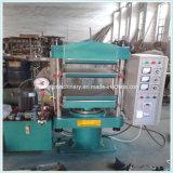 ベテランの製造業者のコラムの油圧加硫機械