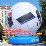 Airblowing 슈퍼마켓 광고를 위한 팽창식 축구 공