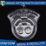 Medaglie su ordinazione del metallo del ricordo di prezzi di fabbrica per il regalo
