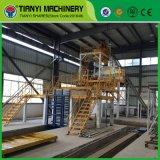 Машина бетонной плиты EPS сандвича ГЛОТОЧКА прессформы Tianyi вертикальная